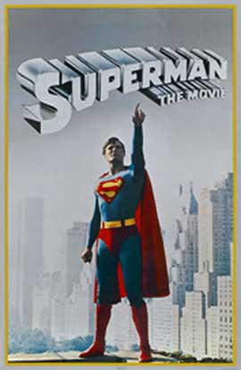 Superman: The Movie - 27 x 40 Movie Poster - Style A
