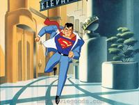 Superman (TV) - 8 x 10 Color Photo #003