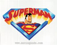 Superman (TV) - 8 x 10 Color Photo #004