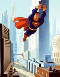 Superman (TV) - 8 x 10 Color Photo #005