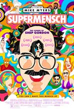 """Supermensch: The Legend of Shep Gordon"" Movie Poster"