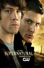 Supernatural (TV) - 11 x 17 TV Poster - Style N