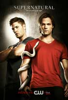 Supernatural (TV) - 11 x 17 TV Poster - Style O