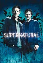 Supernatural (TV) - 11 x 17 TV Poster - Style Q