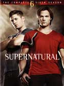 Supernatural (TV) - 27 x 40 TV Poster - Style G