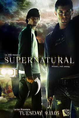 Supernatural (TV) - 27 x 40 TV Poster - Style B