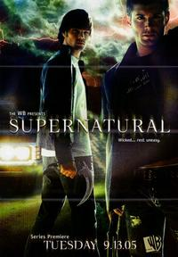 Supernatural (TV) - 43 x 62 TV Poster - Style A