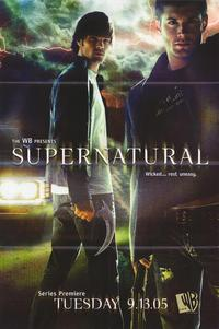 Supernatural (TV) - 27 x 40 TV Poster - Style A