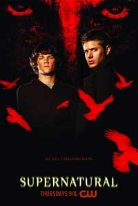 Supernatural (TV) - 11 x 17 TV Poster - Style D