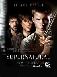 Supernatural (TV) - 11 x 17 TV Poster - Style F
