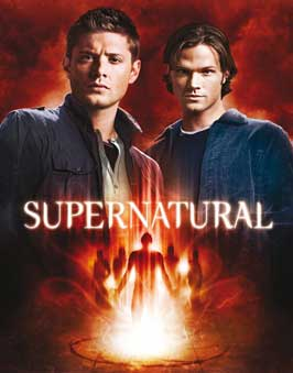 Supernatural (TV) - 11 x 17 TV Poster - Style M
