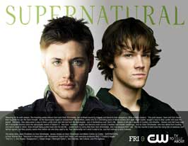 Supernatural (TV) - 11 x 14 TV Poster - Style A