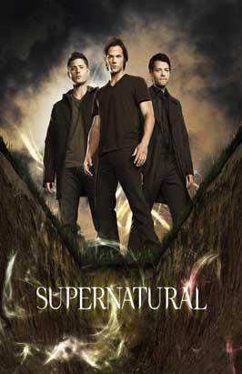 Supernatural (TV) - 11 x 17 TV Poster - Style P