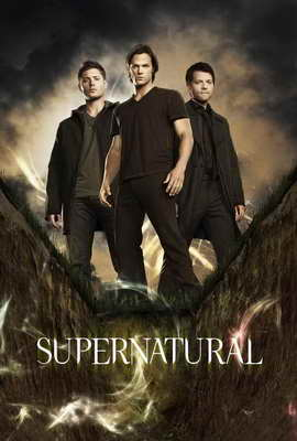 Supernatural (TV) - 27 x 40 TV Poster - Style F