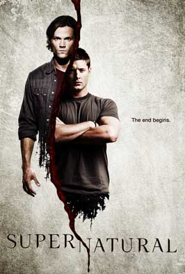 Supernatural (TV) - 11 x 17 TV Poster - Style S