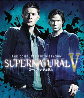 Supernatural (TV) - 11 x 14 TV Poster - Japan Style A