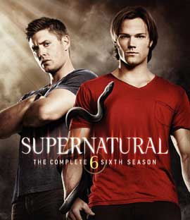 Supernatural (TV) - 11 x 14 TV Poster - Style C