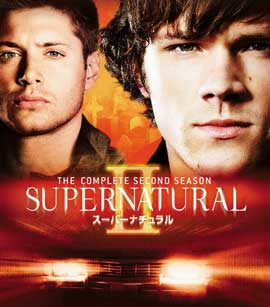 Supernatural (TV) - 11 x 14 TV Poster - Japan Style C