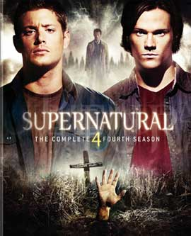 Supernatural (TV) - 11 x 14 TV Poster - Style D