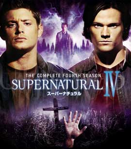 Supernatural (TV) - 11 x 14 TV Poster - Japan Style D