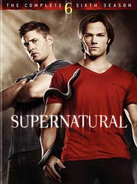 Supernatural (TV) - 11 x 17 TV Poster - Style T