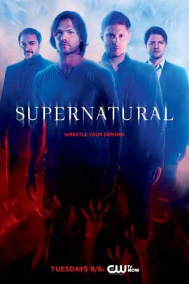 Supernatural (TV) - 11 x 17 TV Poster - Style I