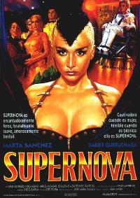 Supernova - 27 x 40 Movie Poster - Spanish Style A
