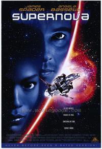 Supernova - 11 x 17 Movie Poster - Style A