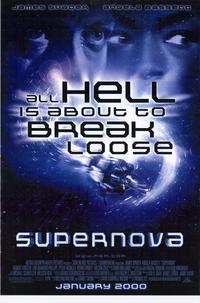 Supernova - 11 x 17 Movie Poster - Style B