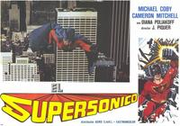 Supersonic Man - 11 x 17 Movie Poster - Spanish Style B