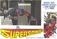 Supersonic Man - 27 x 40 Movie Poster - Spanish Style B