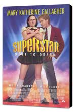 Superstar - 11 x 17 Movie Poster - Style A - Museum Wrapped Canvas