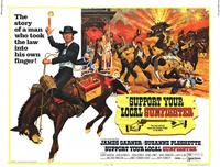 Support Your Local Gunfighter - 11 x 14 Movie Poster - Style A