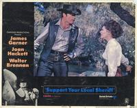 Support Your Local Sheriff - 11 x 14 Movie Poster - Style A