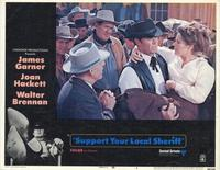 Support Your Local Sheriff - 11 x 14 Movie Poster - Style D