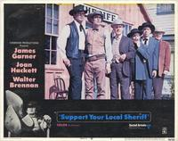 Support Your Local Sheriff - 11 x 14 Movie Poster - Style G