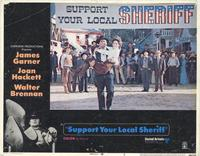 Support Your Local Sheriff - 11 x 14 Movie Poster - Style H
