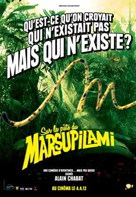 Sur la piste du Marsupilami - 11 x 17 Movie Poster - French Style A
