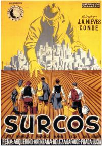 Surcos - 11 x 17 Movie Poster - Spanish Style A