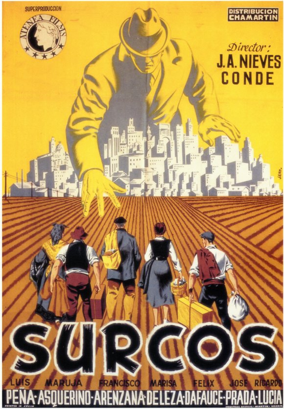 Surcos movie