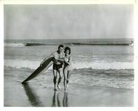 Surf Party - 8 x 10 B&W Photo #1