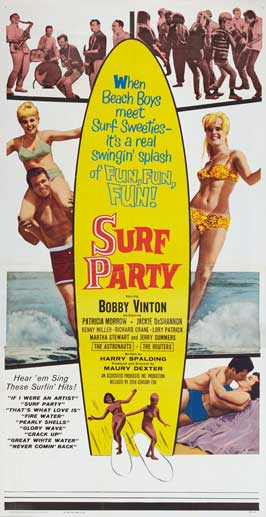 Surf Party - 20 x 40 Movie Poster - Style A