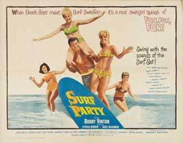 Surf Party - 11 x 14 Movie Poster - Style A