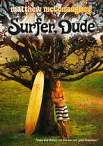 Surfer, Dude - 27 x 40 Movie Poster - German Style A