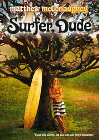 Surfer, Dude - 11 x 17 Movie Poster - German Style A