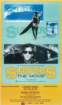 Surfers: The Movie - 11 x 17 Movie Poster - Style A