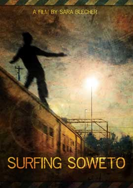 Surfing Soweto - 11 x 17 Movie Poster - South Africa Style A