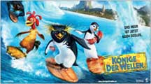 Surf's Up - 20 x 40 Movie Poster - Switzerland Style A