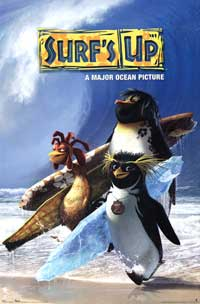Surf's Up - Movie Poster - 22 x 34 - Style A
