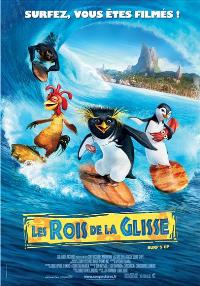 Surf's Up - 11 x 17 Movie Poster - French Style A